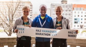 Lusapho April goes for the course record, Anna Hahner wants to secure Olympic qualification in Hannover