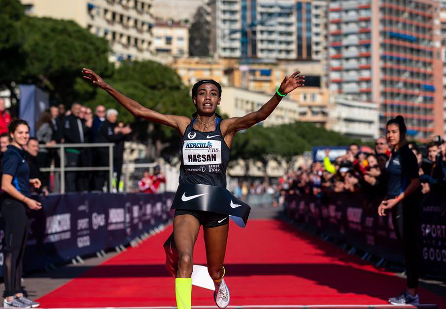 British and World records fall in February in the mile, 5K and half-marathon events