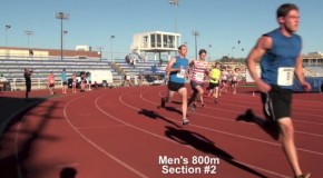 Christie-Phoenix Insurance Victoria Run Series: Men's 800m Section 2