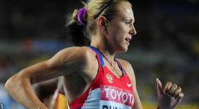 Russian Yuliya Stepanova to run under neutral flag