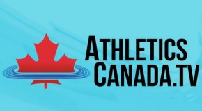 "Andre De Grasse says, ""….watch AthleticsCanada.tv"""