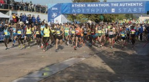 Amid poor economic conditions in Greece, the Athens marathon eliminates elite program