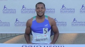 2015 Harry Jerome Track Classic: Rohan Stewart Interview