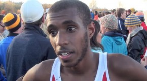 Mo Ahmed, a serious world championships medal threat