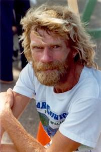 Al Howie portrait