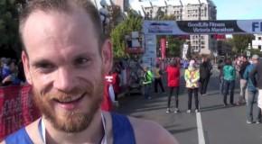 Bryan Andrews interview – 2016 GoodLife Fitness Victoria Marathon