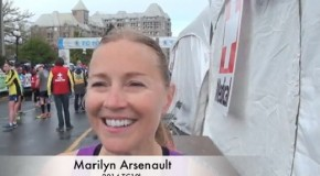Marilyn Arsenault Interview 2014 TC10k