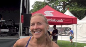 Marilyn Arsenault Interview – 2014 Scotiabank Vancouver Half Marathon