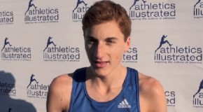 2014 Canadian Cross Country Championships: Nic Ascui Interview