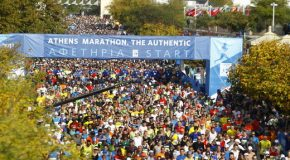 Hopes Bright for Future of Athens Marathon