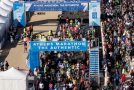 Athens Marathon. The Authentic with over 50,000 runners on November 12