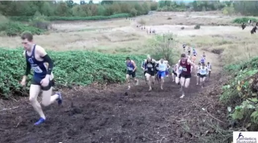 BC Cross Country Championships – Men's 10k Race – 2012