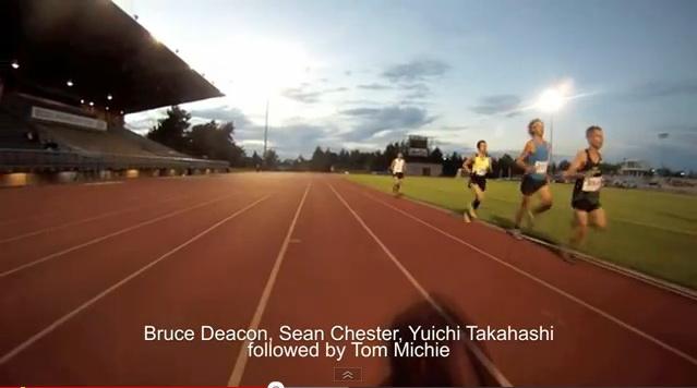 BC 10,000m Championships – 2012