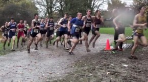 BC High School Cross Country Championships: SeniorBoys Race