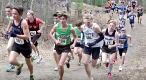 Race video: junior boys race – 2016 BC High School Cross Country Championships