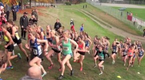 2015 BC Cross Country Championships – Women's junior, senior and masters race