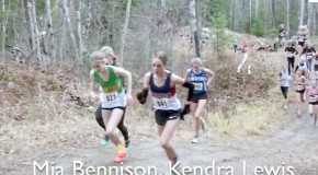 Race video: Junior Girls – 2016 BC High School Cross Country Championships