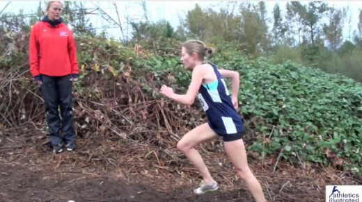 BC Cross Country Championships – Women's Race