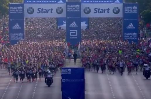 BMW Berlin Marathon – Key Moments – 2016