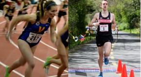 Geoff Martinson, Brittany Therrien win Inaugural Bob Reid Magical Mile
