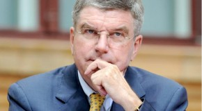 German Athletics Federation President criticises Bach and calls for Russian Olympic Committee to be suspended by IOC