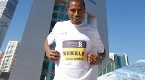 Bekele to run Standard Dubai Marathon