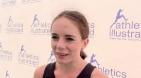 Mia Bennison interview – 2016 BC Cross Country Champion