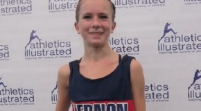 BC High School Cross Country Championships: Hannah Bennison Interview