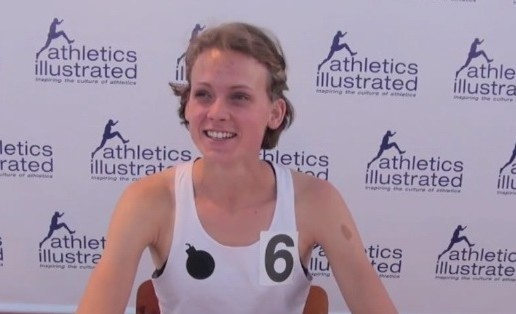Fiona Benson to race on February 20th in Montreal at the Hershey Indoor Championships