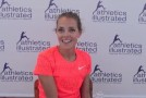 2015 Victoria Track Classic: Melissa Bishop Interview