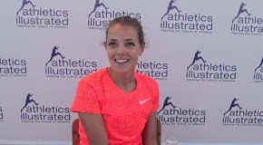 Melissa Bishop appears ready for the 2015 Toronto Pan Am Games 800-metre