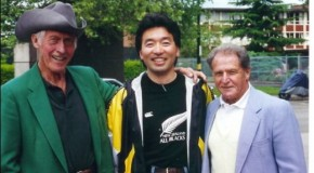 Nobby Hashizume & Lorraine Moller – Master Run Coach (now Running Wizard).