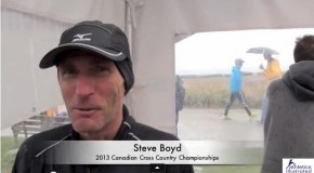 Steve Boyd Interview