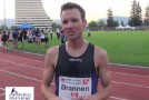 Nate Brannen signs with Nike, may move up to 5,000m