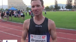 Nate Brannen Interview – 2014 Harry Jerome Track Classic