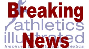 U.S. relay team stripped of 2012 Olympic silver medal.