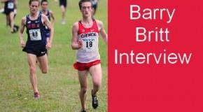 Barry Britt Interview