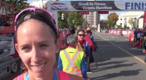 Erin Burrett Interview – 2015 GoodLife Fitness Victoria Marathon