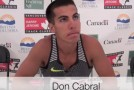 Don Cabral interview – 2016 Harry Jerome Track Classic