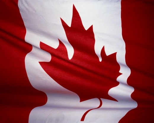 Canadian Flag, Maple Leaf