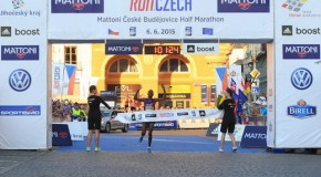 Abraham Cheroben and Rose Chelimo brave torrid heat to achieve Kenyan double in Ceske Budejovice
