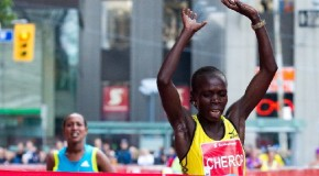 CHEROP RETURNS TO SCOTIABANK TORONTO WATERFRONT MARATHON
