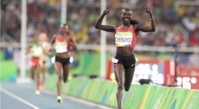 Olympic Champion Vivian Cheruiyot seeks success on Frankfurt's red carpet