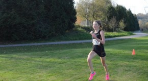 Rachel Cliff – 2013 BC Cross Country Champion