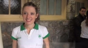 2014 BMO St. Patrick's Day 5k: Rachel Cliff Interview
