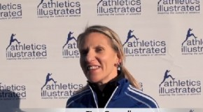 2014 Canadian Cross Country Championships: Tina Connelly Interview