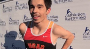 2014 Canadian Cross Country Championships: Stefan Daniel Interview