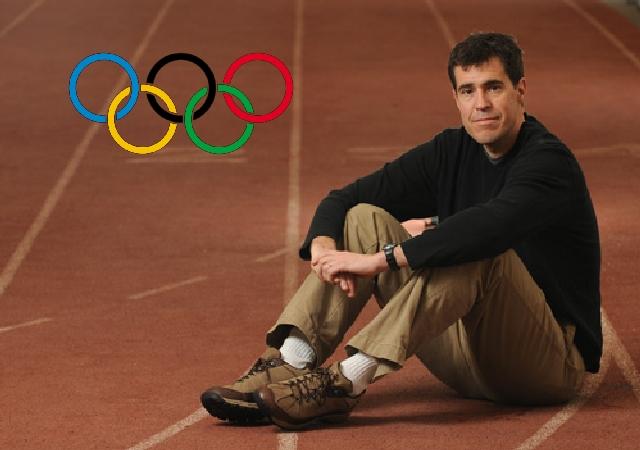 Dave Scott-Thomas – Olympic Bound