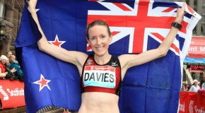 NEW ZEALAND'S MARY DAVIES CHASING RIO STANDARD AT SCOTIABANK TORONTO WATERFRONT MARATHON