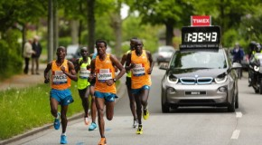 Haspa Marathon Hamburg, April 17: Shumi Dechasa sets sights on second victory